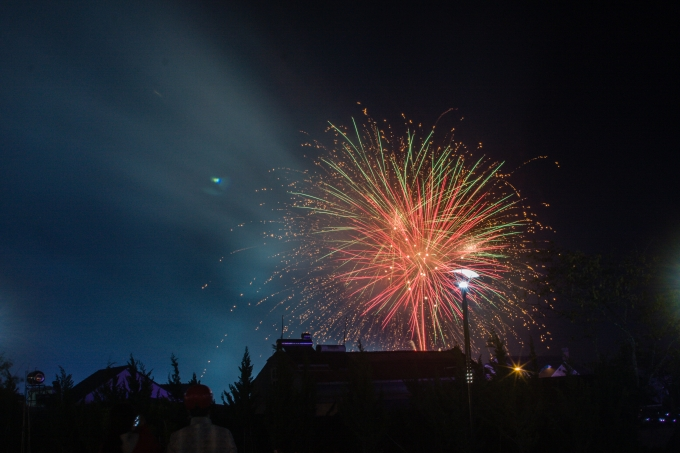 Khai mạc Festival Hoa Đà Lạt 2015