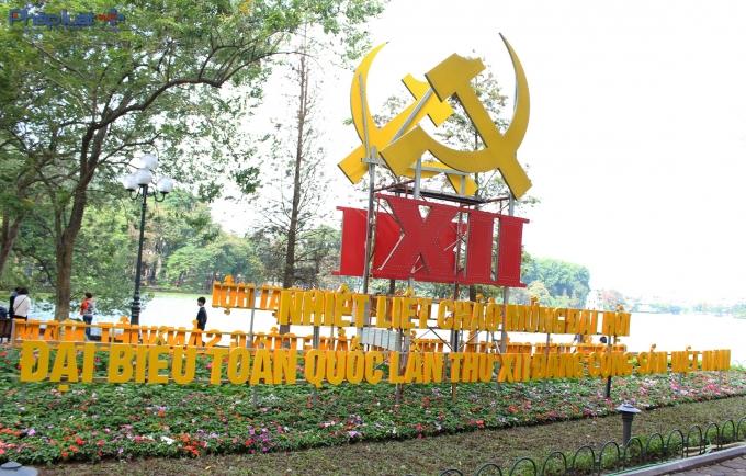 Đại hội Đại biểu toàn quốc lần thứ XII sẽ diễn ra từ ngày 20 đến 28/1/2016.(Ảnh: Đức Biên)