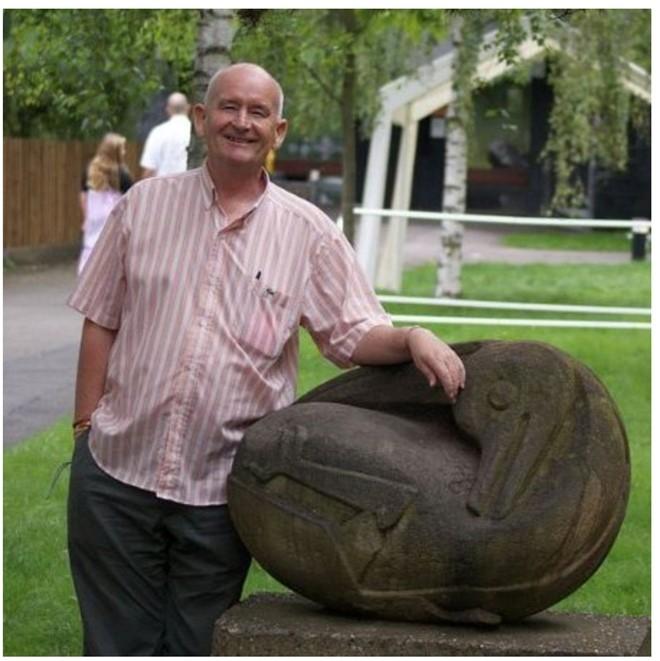 Peter Dickison, người có 47 năm trong ngành quản lý sở thú và động vật.Ảnh:LinkedIn nhân vật.