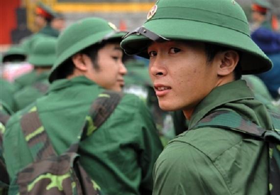 Quyền lợi của công dân khi đăng ký tham gia nghĩa vụ quân sự. (Ảnh minh hoạ)