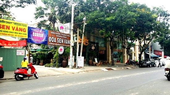Khu nhà 175B Cao Thắng, Quận 10, TP. Hồ Chí Minh.