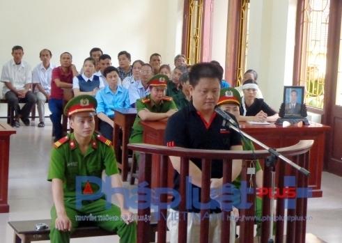 Bản án 6 năm tù và 350 triệu chobị cáo Đỗ Văn Hòa.