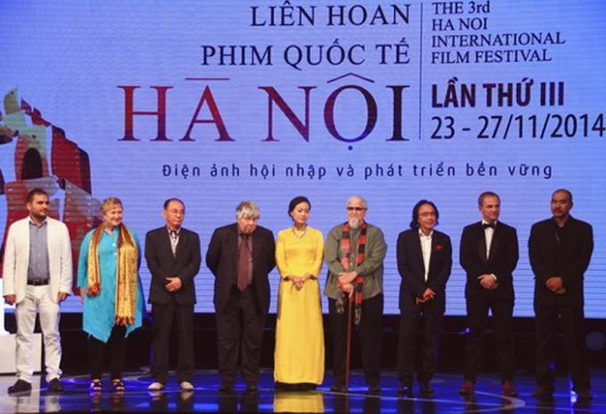 Liên hoan phim quốc tế Hà Nội 2014, đã thu hút sự quan tâm của công chúng đối với điện ảnh Việt. Ảnh: Internet
