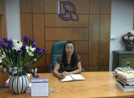Bà : Phạm thi Hà Điệp - Giám đốc Công ty chi nhánh LQ JOTON Hải Dương