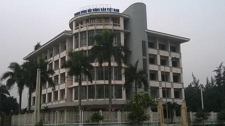 Trụ sở Cơ sở Dạy nghề hoành tráng của Hội Nông dân Việt Nam tại Nghệ An nhưng không phát huy được hiệu quả và được