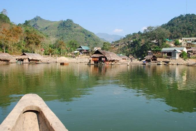Nhiều địa phương vùng cao Nghệ An còn gặp nhiều khó khăn (ảnh chụp tại xã Hữu Khuông, Tương Dương, Nghệ An). Ảnh Duy Ngợi.