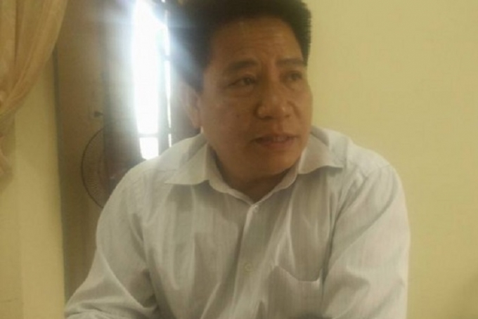 Ông Mạc Văn Lâm lúc còn đương nhiệm (ảnh TL).