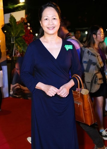 Nữ diễn viên Như Quỳnh.