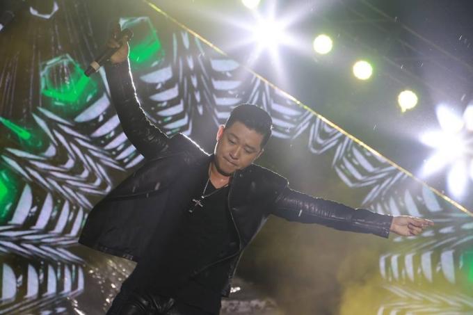 Những phút giây cháy hết mình cùng những thành viên hội Yamaha Việt Nam của ca sĩ Tuấn Hưng.