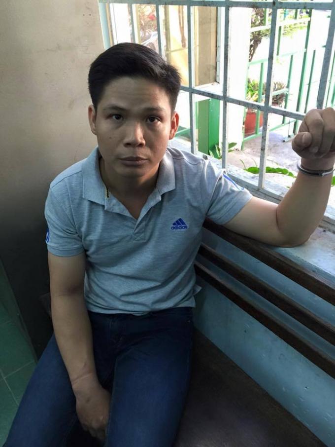 Đối tượng Nguyễn Tuấn Anh.