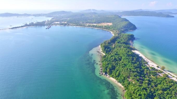 Premier Village Phu Quoc Resort nằm trênMũi Ông Đội