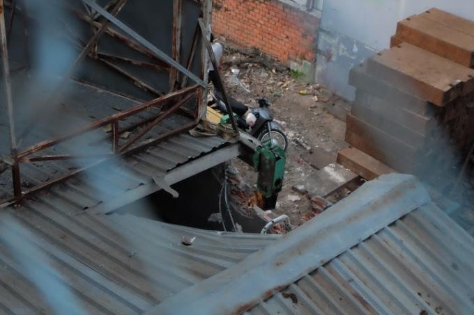 Vụ tai nạn này một lần nữa gióng lên hồi chuông cảnh báo về tình trạng mất an toàn lao động xảy ra liên tiếp trong thời gian gần đây.