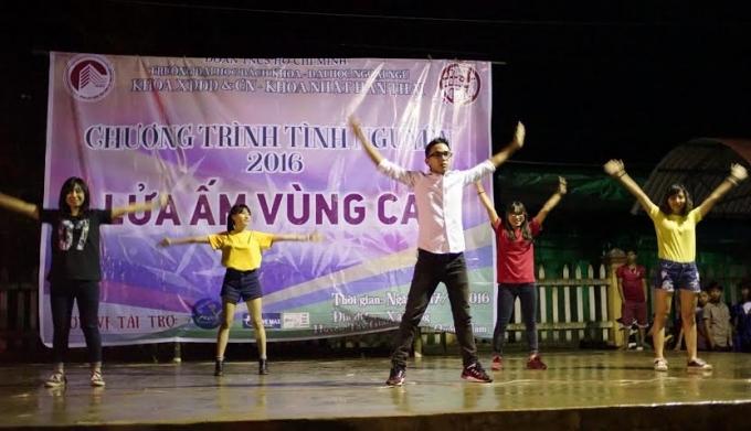 Những hoạt động của sinh viên ĐH Đà Nẵng