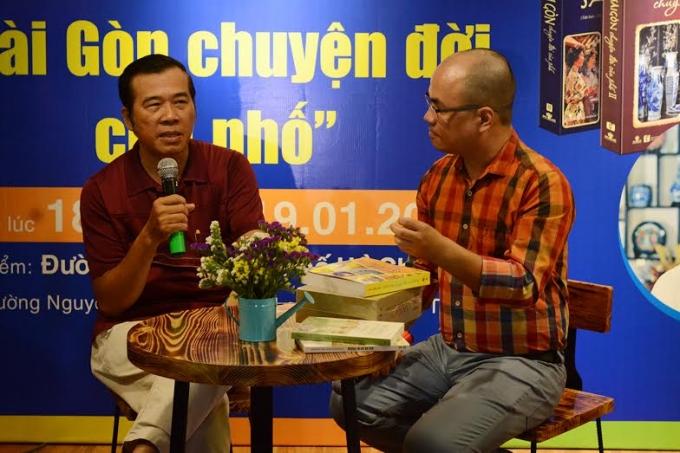Những câu chuyện lý thú xoay quanh Sài Gòn chuyện đời của phố lần lượt được hé mở trong đêm 19-1