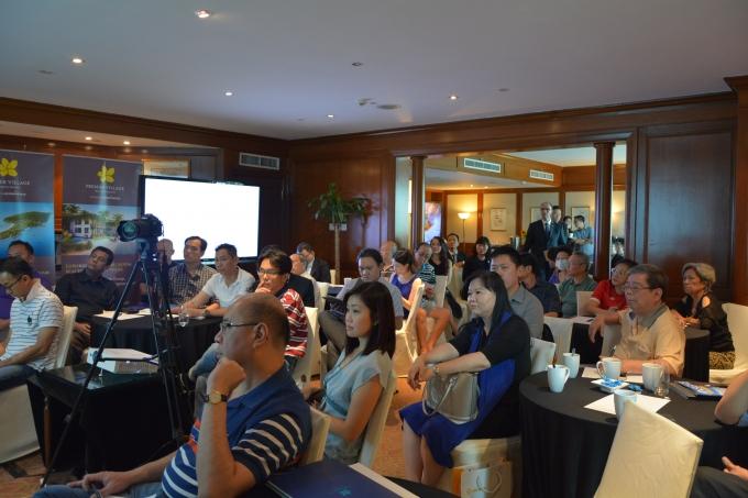 Các nhà đầu tư tỏ ra quan tâm tới dự án bất động sản nghỉ dưỡng tại Việt Nam
