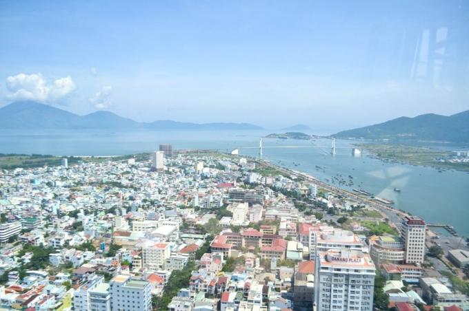 Đà Nẵng, TP đáng sống nhất Việt Nam.