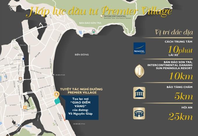 Inforgraphic: Hấp lực đầu tư Premier Village