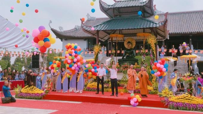 Khai mạc đại lễ triển lãm - chiêm bái Phật ngọc.