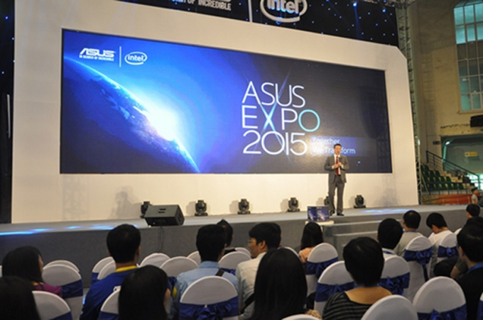 Lễ khai mạc ASUS EXPO 2015