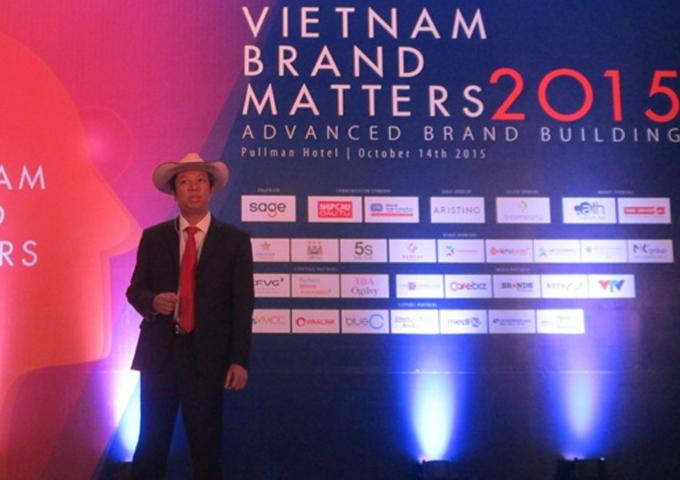Diễn giả Phạm Đình Nguyên.