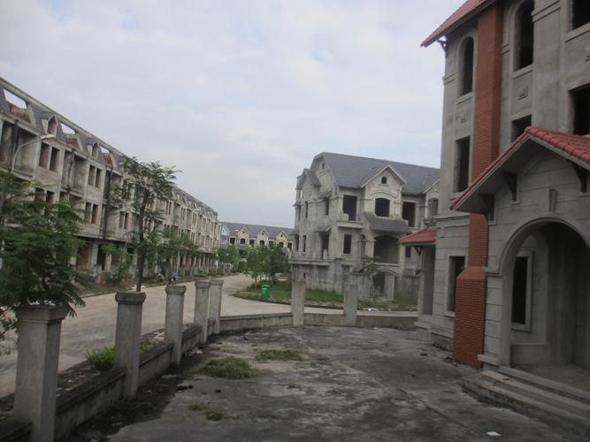 Với phong cách kiến trúc Châu Âu, dự án này được hi vọng là điểm sáng đô thị vùng ven của Hà Nội.