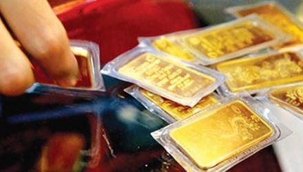 Sát ngày Vía Thần Tài, vàng giảm gần triệu đồng