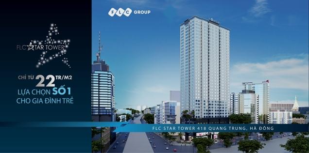 """FLC Star Tower – Dự án đẳng cấp """"Ngôi sao Hà Đông"""""""