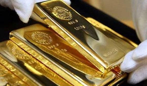 Giá vàng ngày 6/7, mở cửa phiên sáng, giá vàng SJC vẫn áp sát mức 37 triệu đồng/lượng được thiết lập từ phiên trước.(Ảnh minh họa).