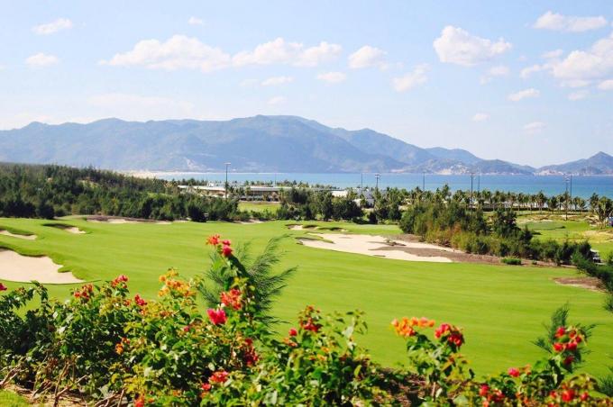 View hướng biển tuyệt đẹp của FLC Quy Nhơn Golf Links