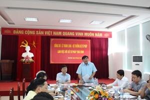 Tư pháp Thái Bình đã có bước chuyển biến quan trọng trong công tác chuyên môn, nghiệp vụ