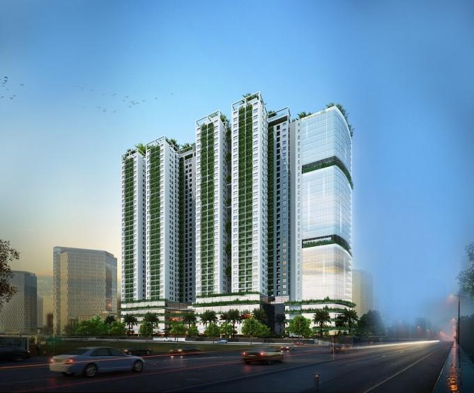 Tọa lạc tại 58 Tố Hữu, khu vực Lê Văn Lương kéo dài, EcoLife Capitol cao 34 tầng, cólợi thế từ vị trí khu vực trung tâm Hà Nội phát triển năng động và hạ tầng hoàn thiện.