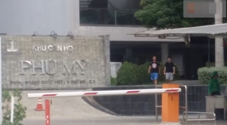 Sơn Tùng M-TP sống tại khu căn hộ cao cấp Phú Mỹ, quận 7.