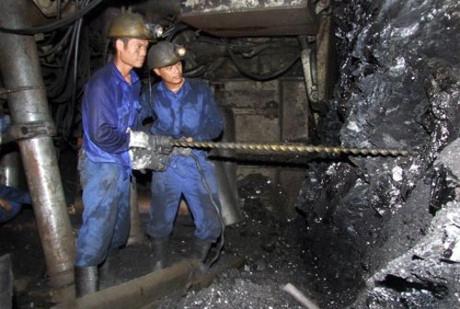Ngành than đã phải cắt giảm lao động