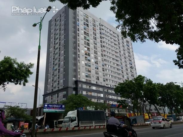 Tòa nhà 30 Phạm Văn Đồng.