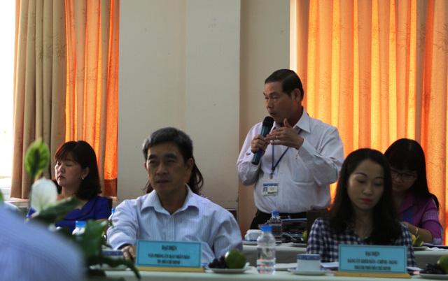 Phó Giám đốc Sở Xây dựng TP Đỗ Phi Hùng cho biết nhà ở xã hội có giá không quá 15 triệu đồng/m2