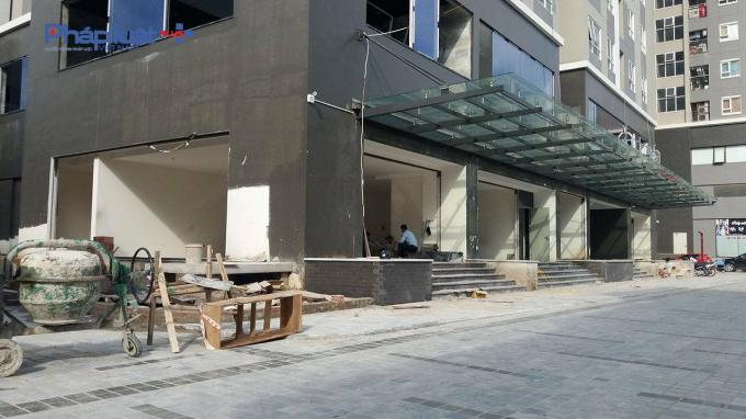 Tòa nhà Star Tower - 283 Khương Trung doCông ty CP Đầu tư thiết kế & Xây dựng Việt Nam (VIDEC) làm chủ đầu tư