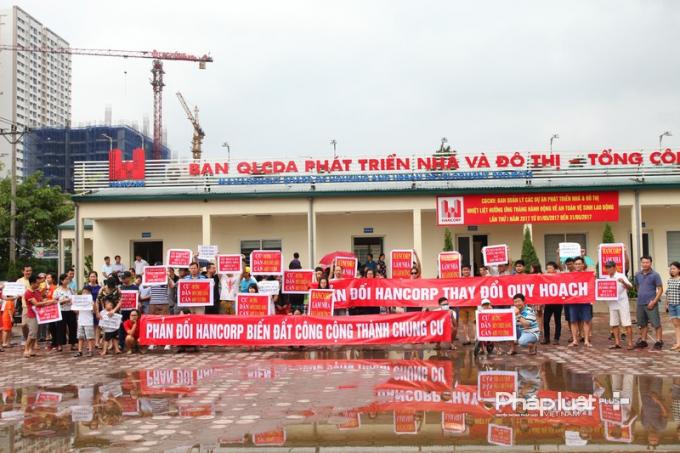 Cư dân Ngoại giao đoàn HN: Xuống đường phản đối việc điều chỉnh Quy hoạch