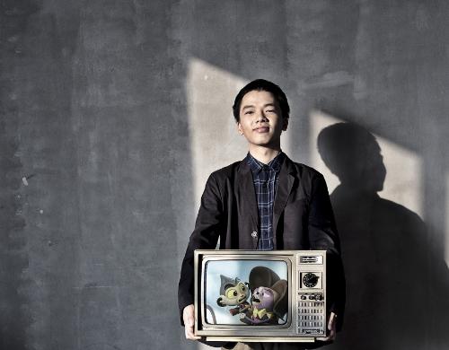 Nghệ sĩ Nguyễn Phi Phi Anh - Giám đốc hãng phim hoạt hình Vinata.