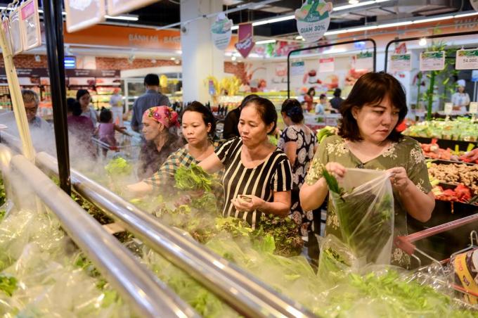 VinMart & VinMart+ sẽ có 200 siêu thị và 4.000 cửa hàng vào năm 2020
