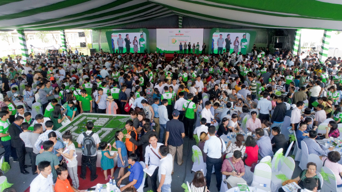 CENLAND tổ chức mở bán dự án Lovera Park