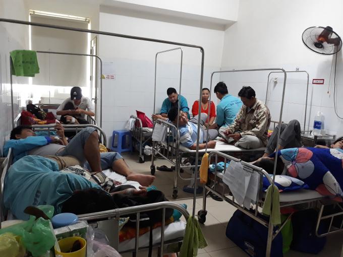 Các bệnh nhân nặng ở lại các cơ sở y tế thuộc Sở y tế Đà Nẵng sẽ được hỗ trợ tiền ăn Tết