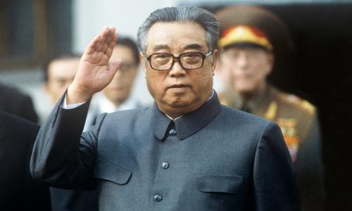 Cố lãnh đạo Triều Tiên Kim Nhật Thành. Ảnh:Russia Beyond.