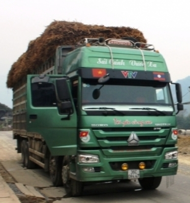Từ vi phạm của chiếc xe 36C-08447 mới phát hiện trạm cân Đồng Tâm có dấu hiệu