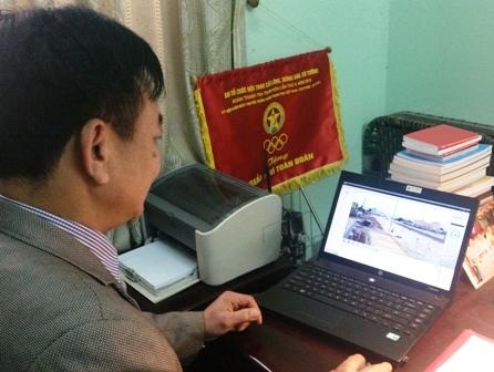 Sở GTVT kiểm tra hoạt động của hệ thống camera giám sát