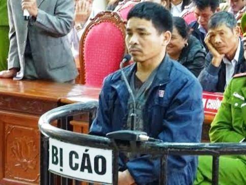 """Với hành vi """"Giết người"""", """"Cướp tài sản"""", bị cáo đã bị tuyên phạt án tù chung thân. (Ảnh: nld.com.vn)"""