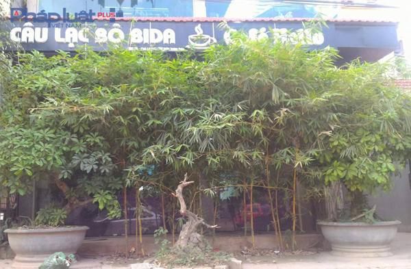 Trong khi cơ quan điều tra Công an Thanh Hóa đang thụ lý điều tra, căn nhà 30 phố Lê Lợi, thị trấn Triệu Sơn, đã bị bán chỉ sau 1 đêm. (Ảnh: A.Thắng)