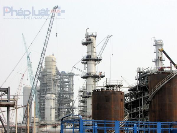 Phát triển Khu kinh tế Nghi Sơn, đặc biệt là hoá lọc dầu, một trong những điểm nhấn chiến lược kinh tế của Thanh Hóa trong thời gian tới.