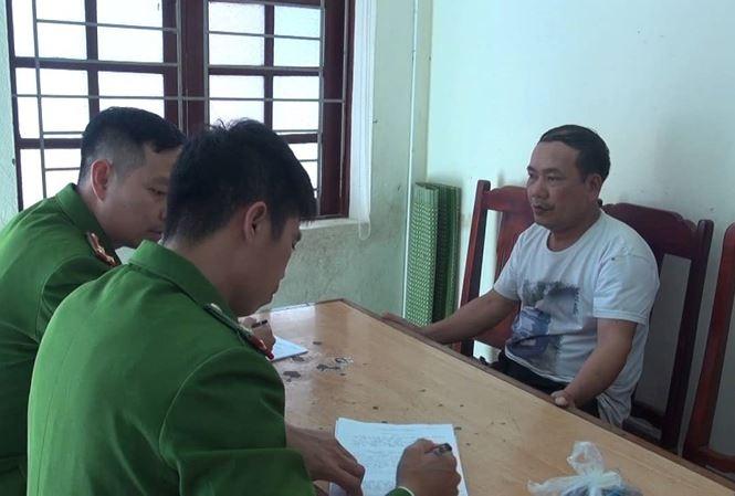 Hung thủ đánh mìn bị Cơ quan cảnh sát điều tra bắt giữ