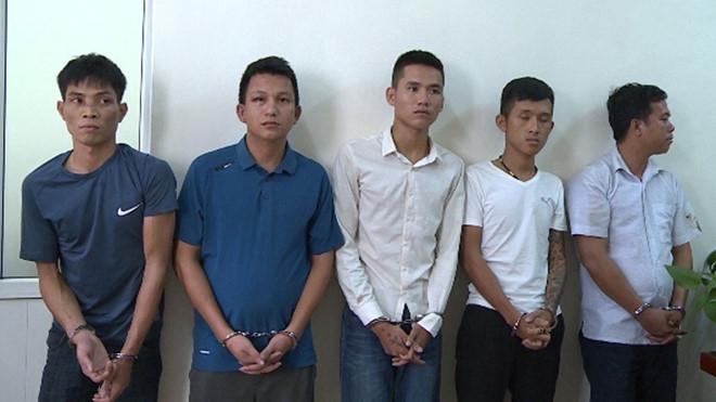 Các đối tượng tham gia đập phá nhà hàng Hưng Thinh 1 bị khởi tố, bắt giam.