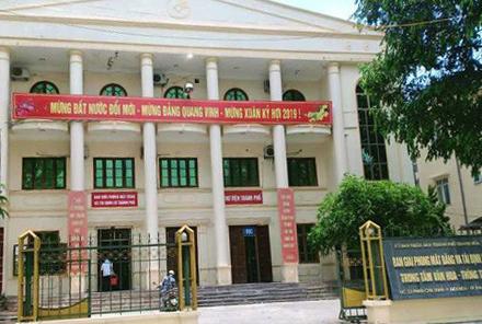 Sáng nay (ngày 17/7), cơ quan CSĐT Công an Thanh Hóa đã thực hiện lệnh bắt tạm giam đối với Phó GĐ Ban GPMB-TĐC TP Thanh Hóa tại trụ sở